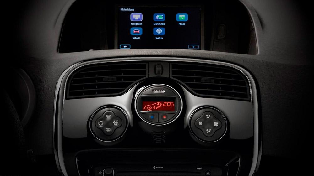 Nova Nissan NV250 1