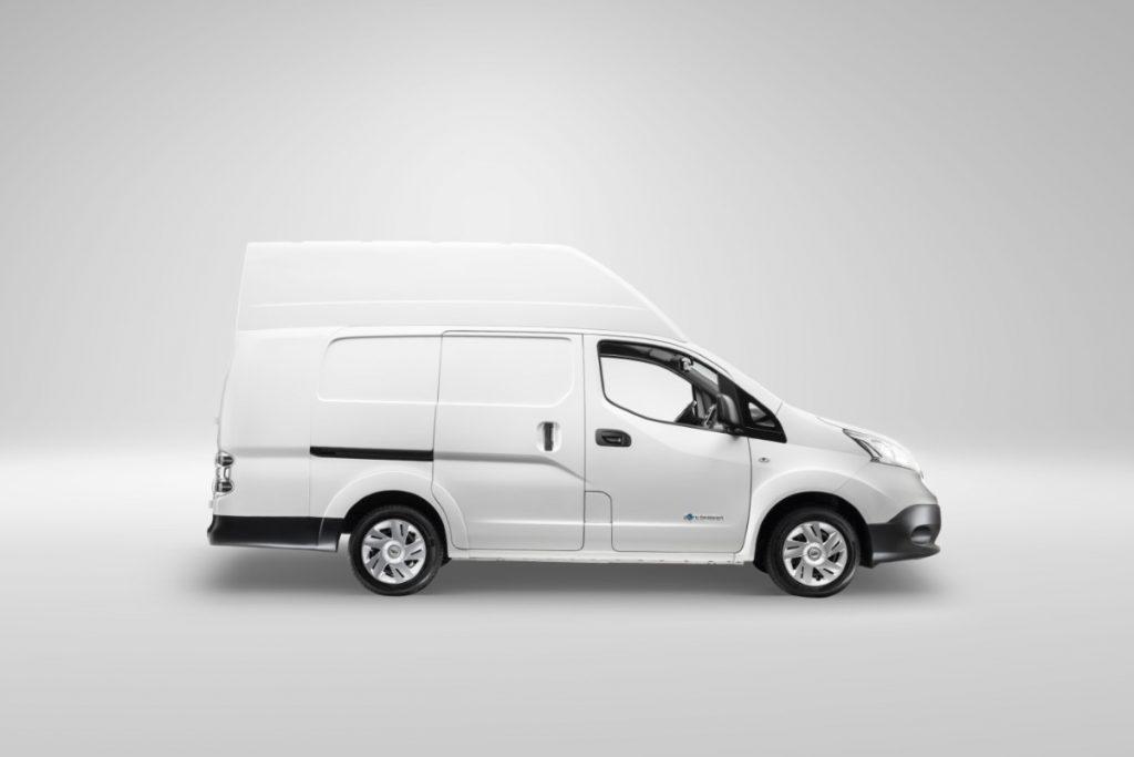 Nissan apresenta a nova e-NV200 XL Voltia 1