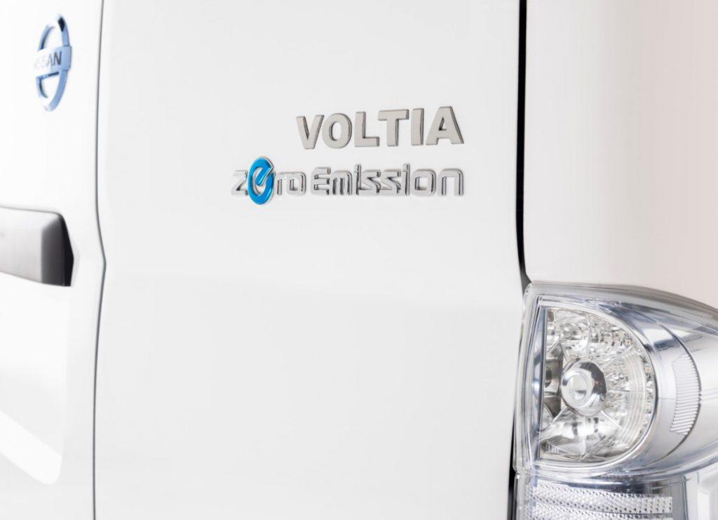 Nissan apresenta a nova e-NV200 XL Voltia 2